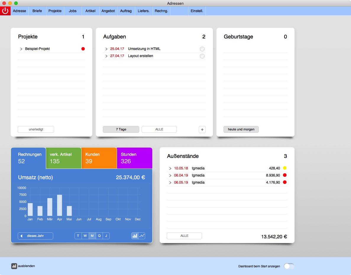 Bilder Videos Bilder Rechnungsprogramm Agentursoftware Für
